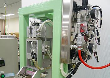 産業機械の画像