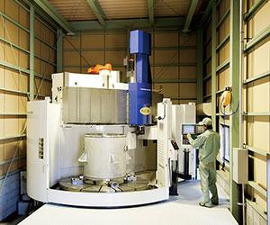 機械加工工場